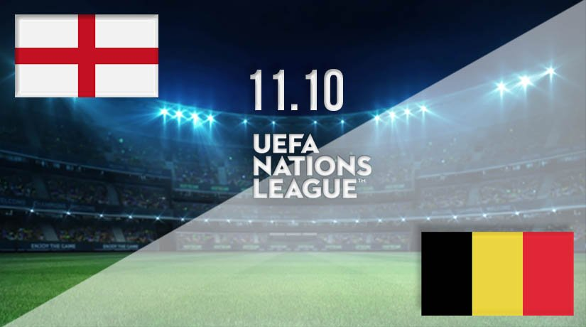 England vs Belgium Prediction: Nations League Match on 11.10.2020