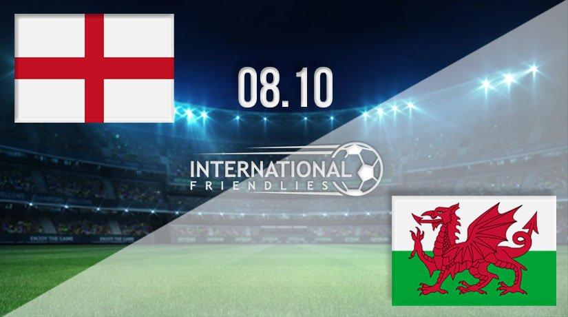 England vs Wales Prediction: International Friendly Match on 08.10.2020