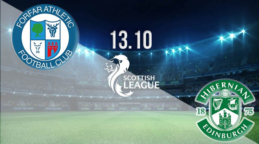 Forfar vs Hibs Prediction: Scottish League Cup on 13.10.2020