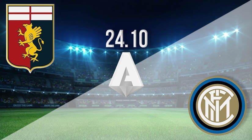 Genoa vs Inter Milan Prediction: Serie A Match on 24.10.2020