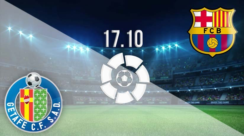 Getafe vs Barcelona Prediction: La Liga on 17.10.2020