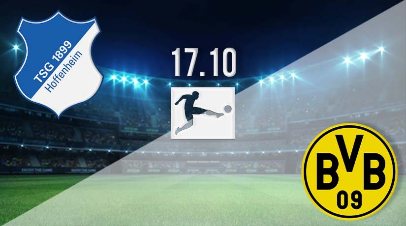 Hoffenheim vs Borussia Dortmund Prediction: Bundesliga Match on 17.10.2020
