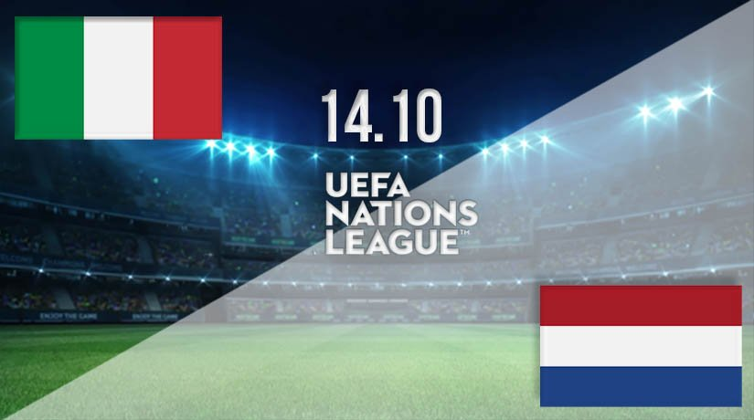 Italy vs Holland Prediction: Nations League Match on 14.10.2020