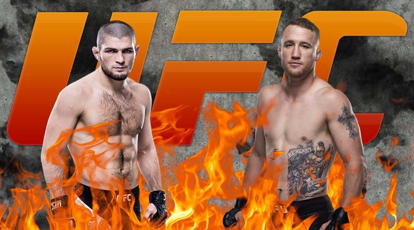 UFC Prediction: Khabib Nurmagomegdov vs Justin Gaethje