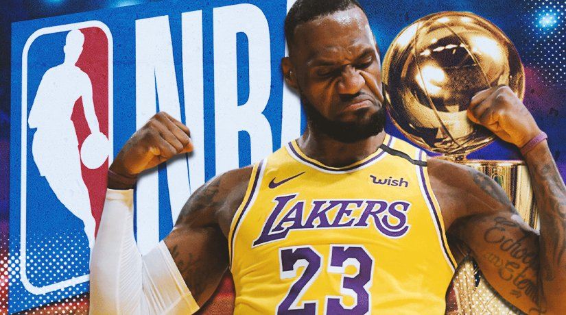 LeBron's Triple – Double Helps Lakers Become NBA Champions