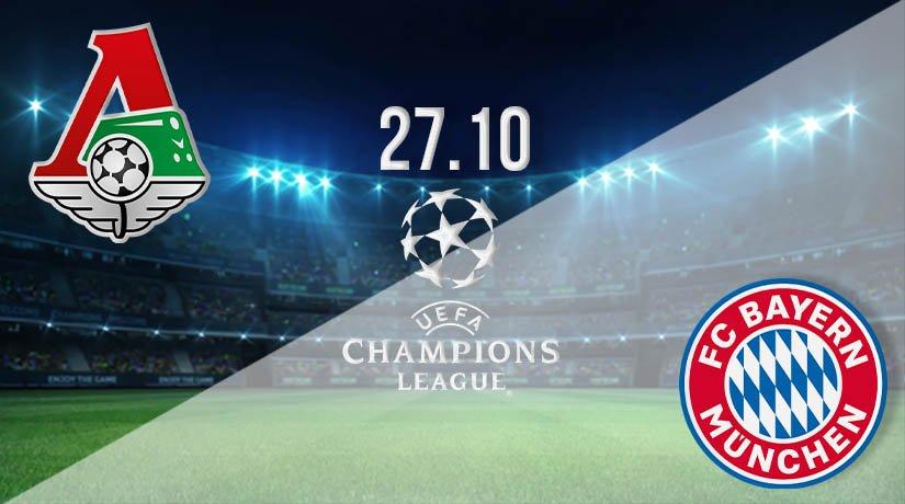 Lokomotiv Moscow vs Bayern Munich Prediction: UEFA Champions League on 27.10.2020
