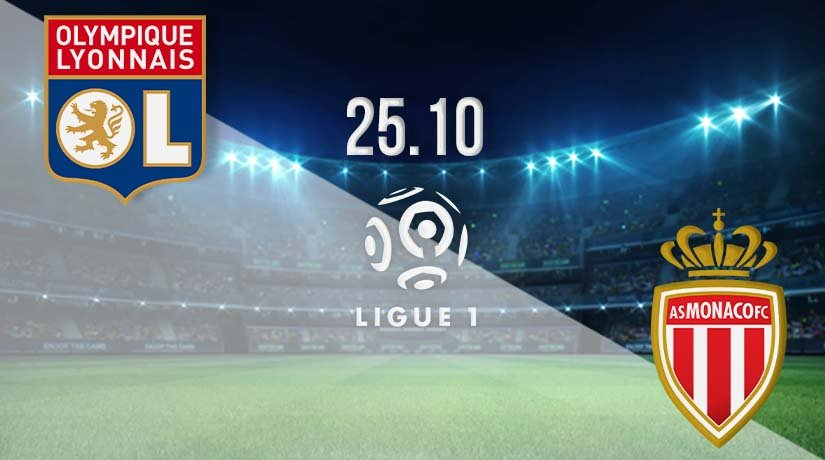 Lyon vs AS Monaco Prediction: Ligue 1 Match on 25.10.2020