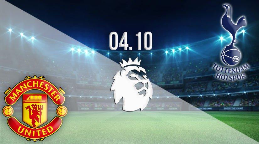 Manchester United vs Tottenham Hotspur Prediction: Premier League Match on 04.10.2020