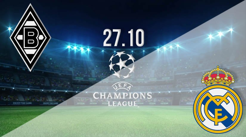 Monchengladbach vs Real Madrid Prediction: UEFA Champions League on 27.10.2020