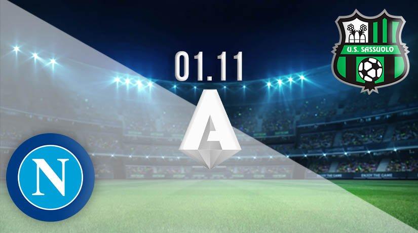 Napoli vs Sassuolo Prediction: Serie A Match on 01.11.2020