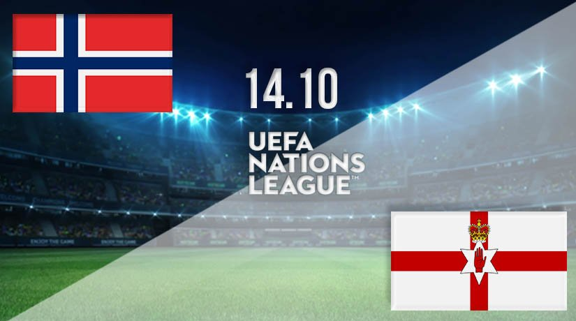 Norway vs Northern Ireland Prediction: Nations League Match on 14.10.2020