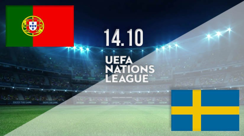Portugal vs Sweden Prediction: Nations League Match on 14.10.2020