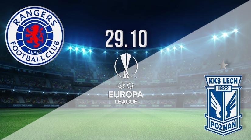 Rangers vs Poznan Prediction: UEFA Europa League on 29.10.2020