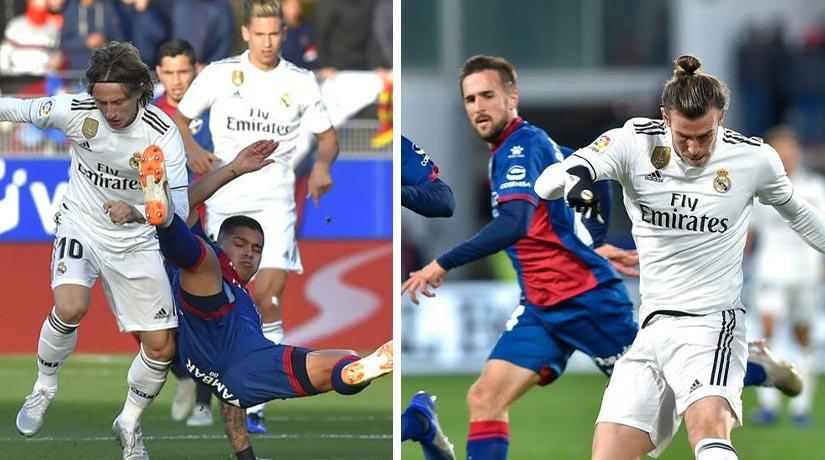Previous Real Madrid vs Huesca fixture