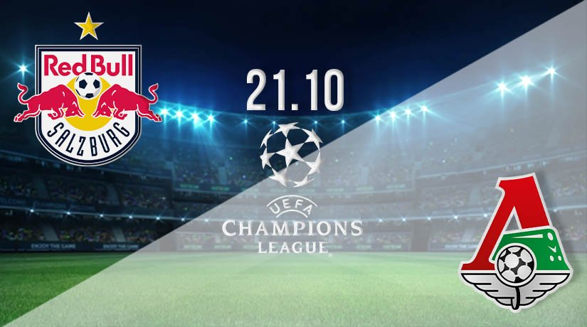 Red Bull Salzburg vs Lokomotiv Moscow Prediction: UEFA Champions League on 21.10.2020