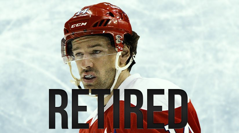 Three -Time Stanley Cup Winner Justin Williams Retires