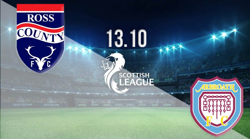 Ross County vs Arbroath Prediction: Scottish League Cup on 13.10.2020