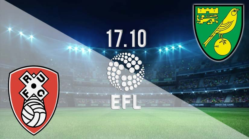 Rotherham vs Norwich Prediction: EFL Championship on 17.10.2020
