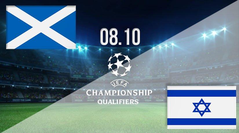 Scotland vs Israel Prediction: UEFA European Championship Qualifier on 08.10.2020
