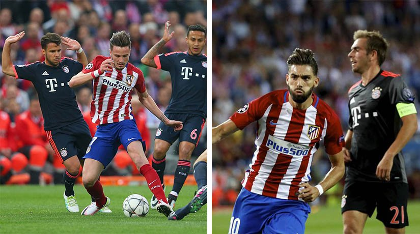 Bayern vs Atletico - previous betting preview