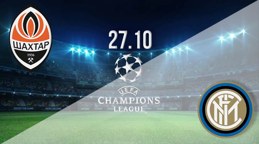 Shakhtar Donetsk vs Inter Milan Prediction: UEFA Champions League on 27.10.2020