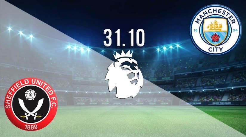 Sheffield United vs Manchester City Prediction: Premier League Match on 31.10.2020