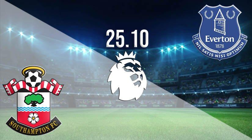 Southampton vs Everton Prediction: Premier League Match on 25.10.2020