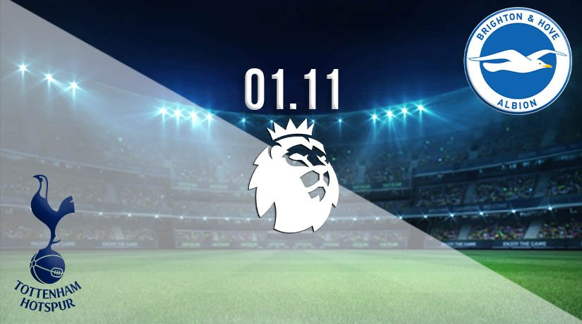 Tottenham Hotspur vs Brighton & Hove Albion Prediction: Premier League Match on 01.11.2020