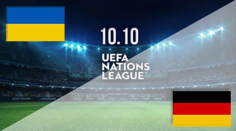 Ukraine vs Germany Prediction: Nations League Match on 11.10.2020