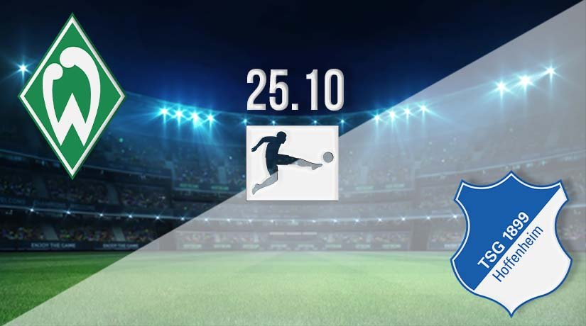 Werder Bremen vs Hoffenheim Prediction: Bundesliga Match on 25.10.2020