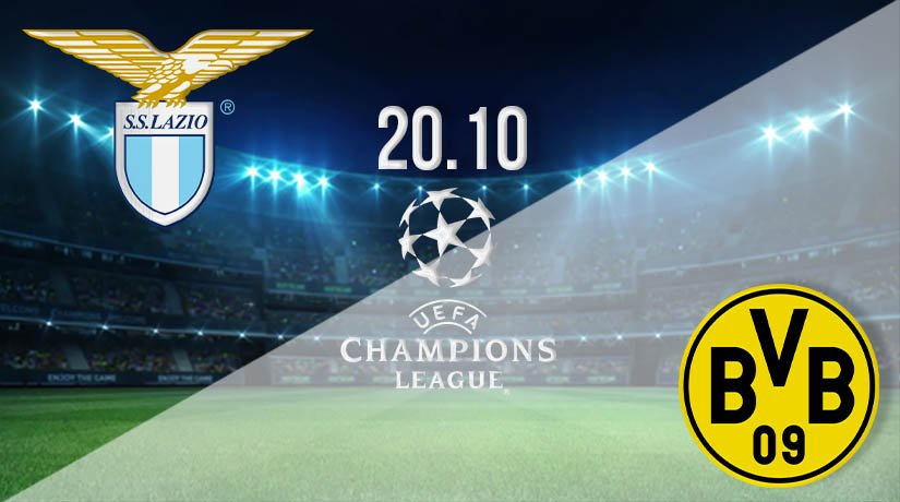 Lazio vs Borussia Dortmund Prediction: UEFA Champions League on 20.10.2020