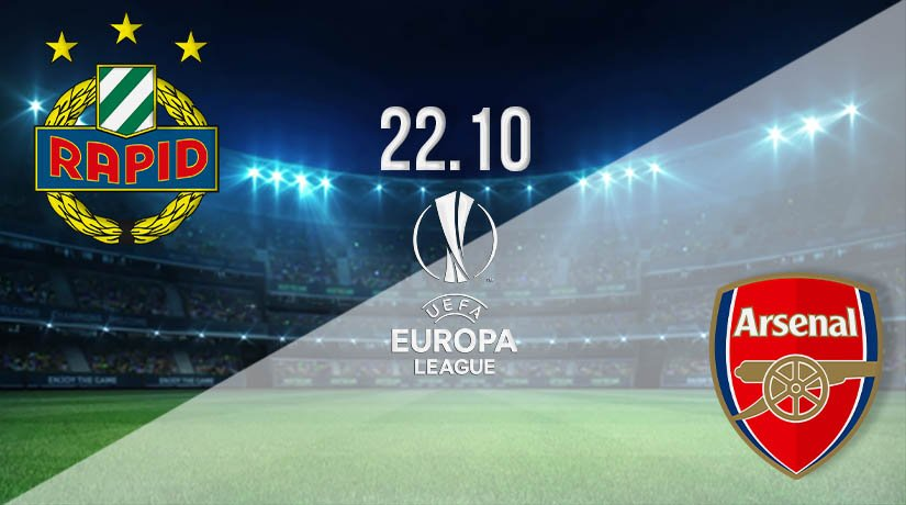 Rapid Vienna vs Arsenal Prediction: UEFA Europa League on 22.10.2020