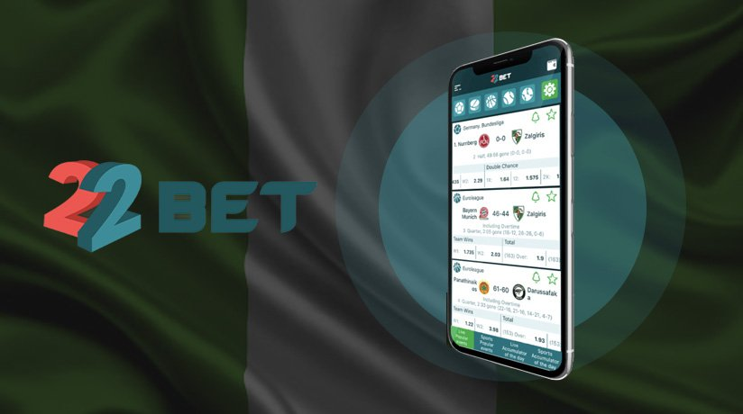 22Bet Nigeria Guide: How to Register, Get Bonus, Download the App, Cash Out & More
