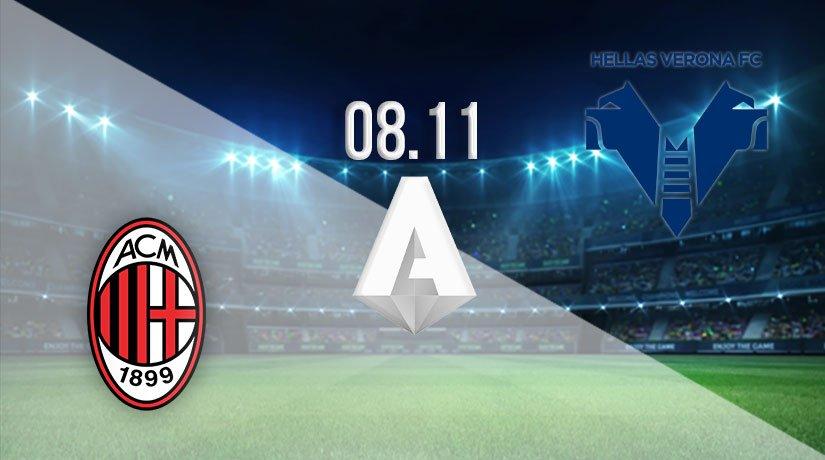 Ac Milan Vs Verona Prediction Serie A 08 11 2020 22bet