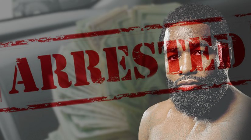 Broner Was Arrested After Showing Heaps of Money on Instagram After Filing for Bankruptcy