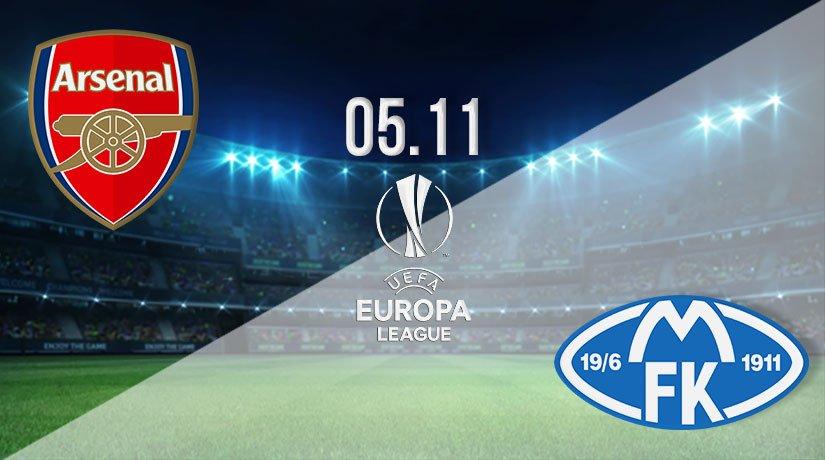Arsenal vs Molde Prediction: UEFA Europa League Match on 05.11.2020