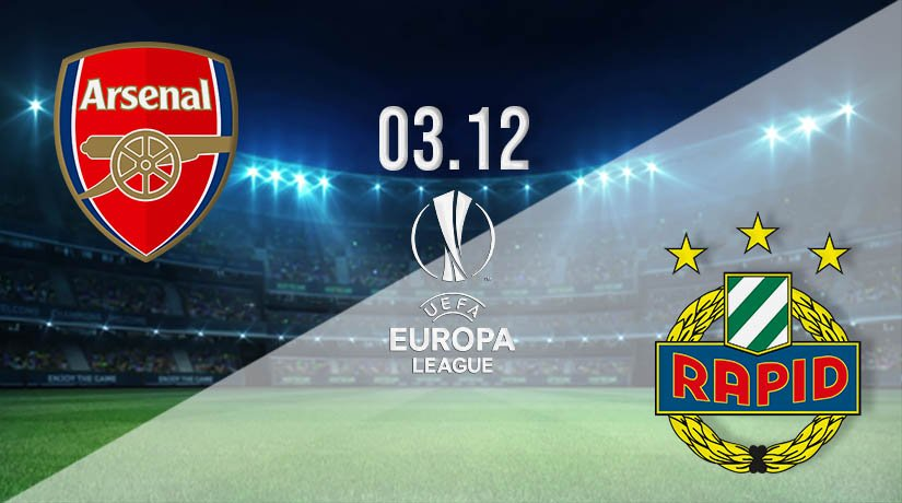 Arsenal vs Rapid Vienna Prediction: UEFA Europa League Match on 03.12.2020
