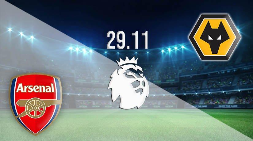 Arsenal vs Wolverhampton Wanderers Prediction: Premier League Match on 29.11.2020