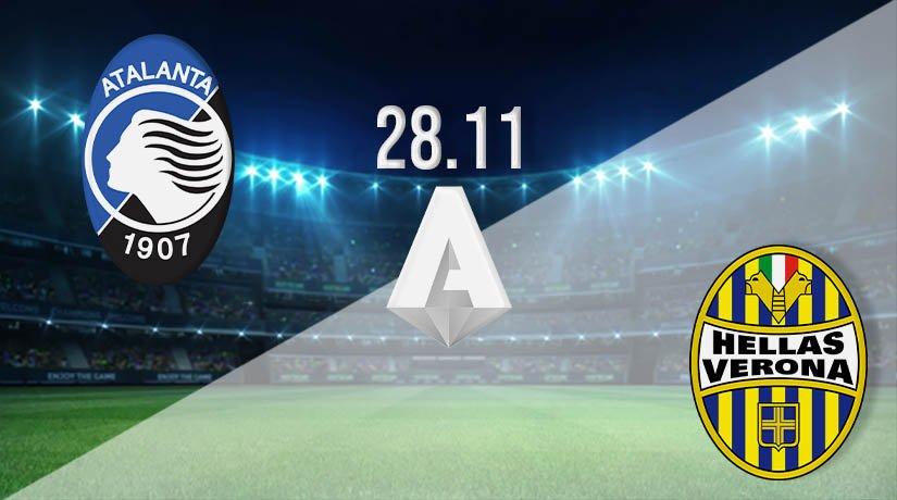 Atalanta vs Hellas Verona Prediction: Serie A Match on 28.11.2020