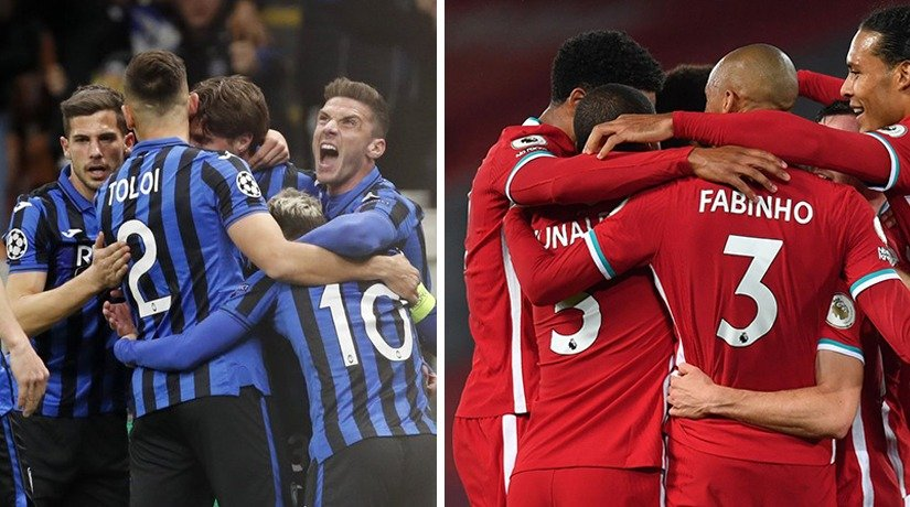 Atalanta and Liverpool in the Champions League betting preview.