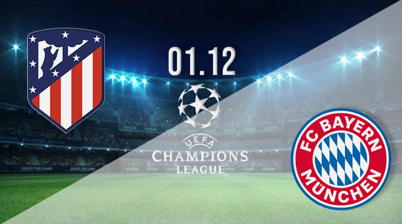Atletico Madrid vs Bayern Munich Prediction: UEFA Champions League on 01.12.2020