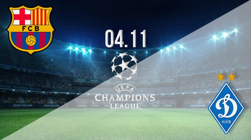 barcelona vs dynamo kiev prediction uefa champions league 04 11 2020 22bet barcelona vs dynamo kiev prediction