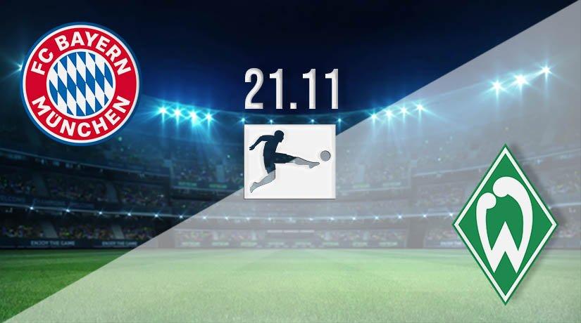Bayern Munich vs Werder Bremen Prediction: Bundesliga Match on 21.11.2020