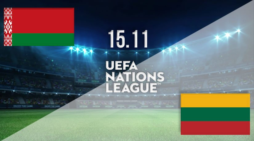 Belarus vs Lithuania Prediction: Nations League Match on 15.11.2020