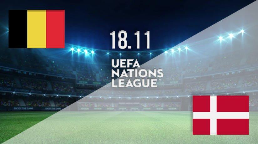 Belgium vs Denmark Prediction: Nations League Match on 18.11.2020