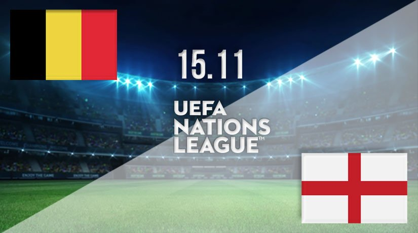 Belgium vs England Prediction: Nations League Match on 15.11.2020