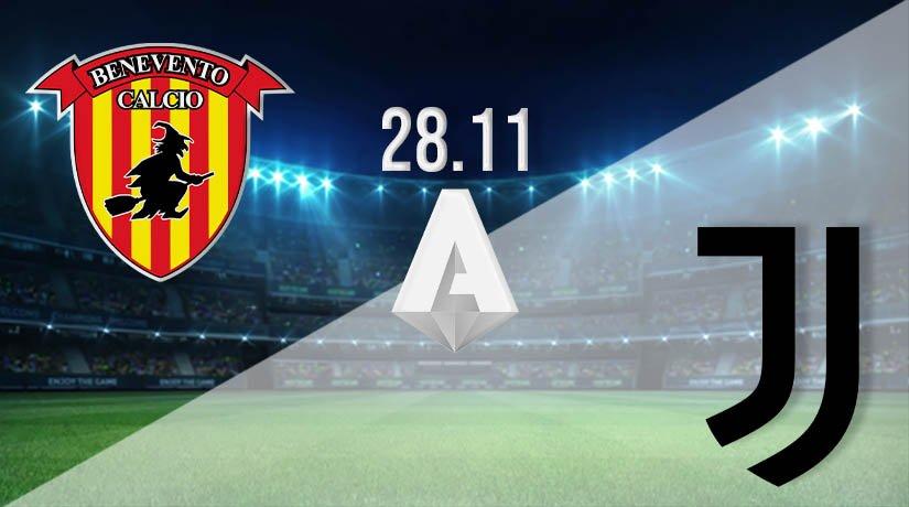 Benevento vs Juventus Prediction: Serie A Match on 28.11.2020