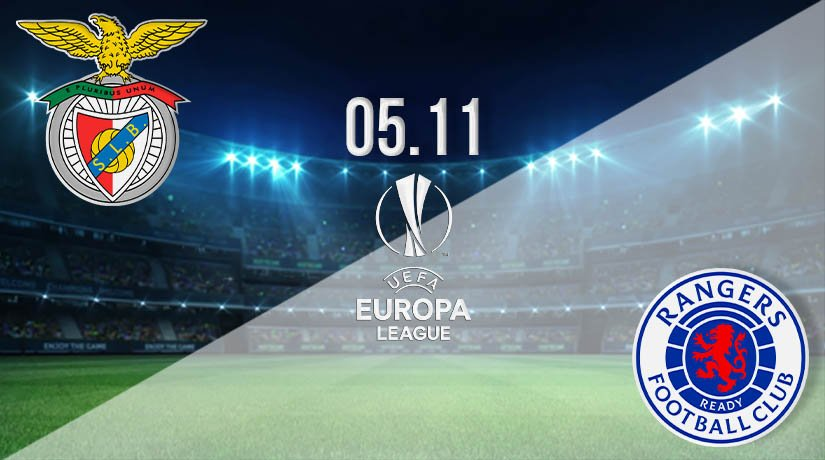 Benfica vs Rangers Prediction: UEFA Europa League Match on 05.11.2020