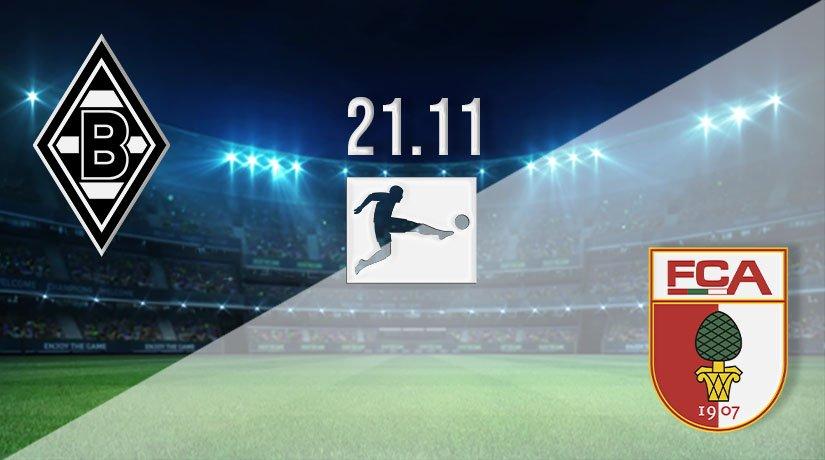 Borussia Monchengladbach vs Augsburg Prediction: Bundesliga Match on 21.11.2020