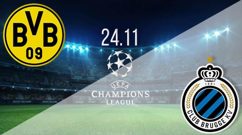 Borussia Dortmund vs Club Bruges Prediction: UEFA Champions League on 24.11.2020